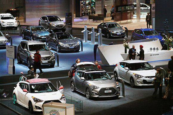 With the Midwest in the grip of one of the coldest winters on record, Toyota is looking to bring some ...