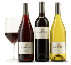 There is an oft-heard criticism that good quality California wines are difficult to find below the $20 mark. Mandolin wines ...