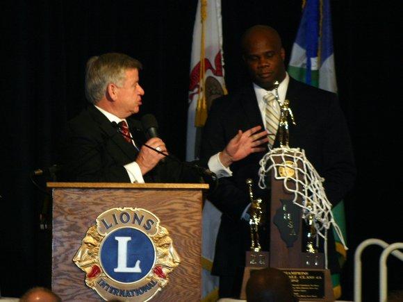 The Illinois High School Association (IHSA) announced that the Homewood-Flossmoor High School Girls' Basketball team and head coach Anthony Smith ...