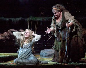 The other night I sat behind soprano Renee Fleming at a performance of Lyric Opera's first ever production of Dvorak's ...