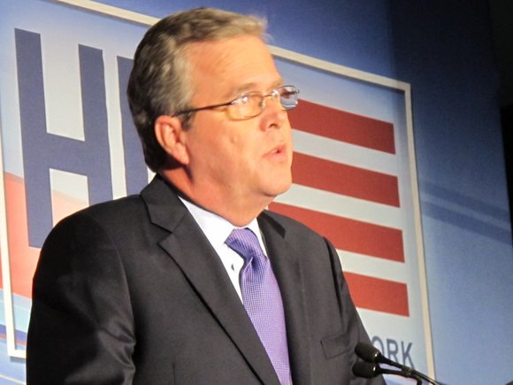 While the moderators of Wednesday night's Republican debate have been roundly criticized here in the United States, Jeb Bush has ...