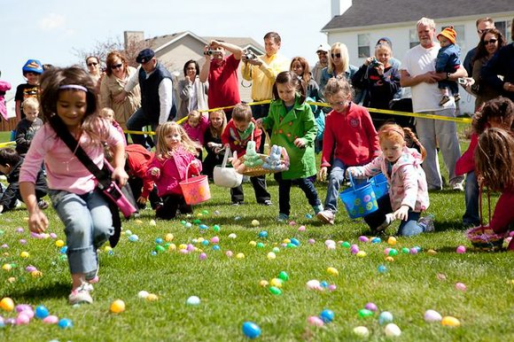 Getting in the mood for Easter fun is easy if you live in the area. Check out the family-friendly events ...