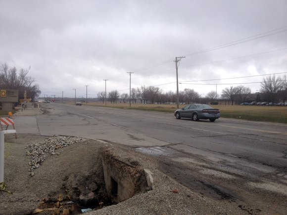 Construction is expected to get underway in the next couple of weeks on a new intersection that will provide safer ...
