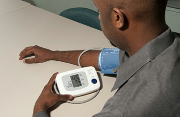 Your blood-pressure checks at the doctor's office may read normal, but that doesn't necessarily mean you're in the clear: Up ...