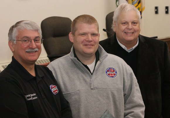 In conjunction with National Telecommunicators Week April 21-25, Will County telecommunicators were recognized last week for their service in their ...