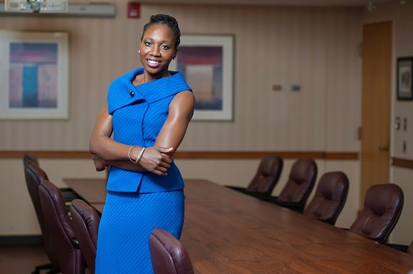 """Amara Enyia, 31, gives new meaning to the term, """"Black Girls Rock"""" as she boldly steps into Chicago's political arena ..."""