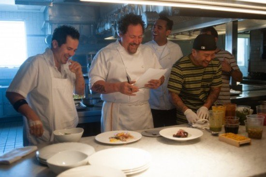 Chef (R for profanity and sexual references) Jon Favreau wrote, directed and stars in this kitchen sink comedy as a ...