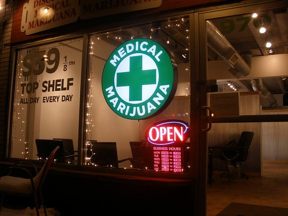 There's green to be found in medical marijuana dispensaries that will be dotting the Illinois landscape in the none-too-distant future, ...