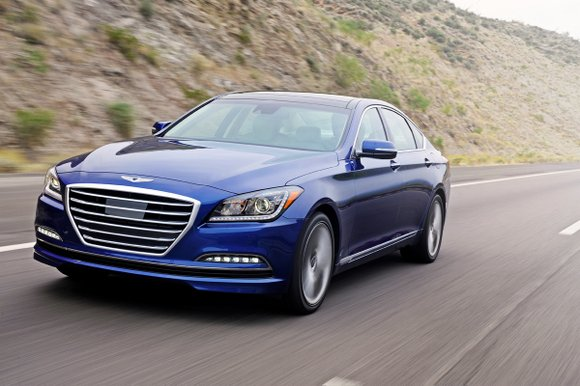 Hyundai stopped just short of calling its redesigned 2015 Genesis a luxury performance sedan. The Korean automaker opted to call ...