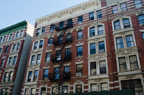 It's getting harder and harder to find an apartment for rent Uptown.