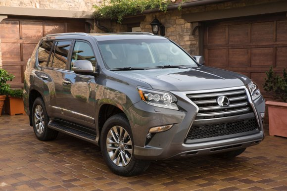 The Lexus GX 460 pulls double duty as a luxurious on-road sport utility with full off road capability. Almost as ...