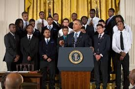 The President will speak at the Walker Jones Education Foundation Center in Washington D.C today about the new commitments he ...