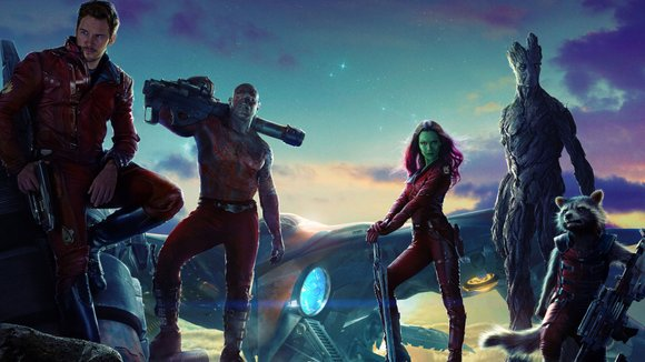 Guardians of the Galaxy (PG-13 for profanity, action and intense violence) 10th installment in the Marvel Cinematic Universe series about ...
