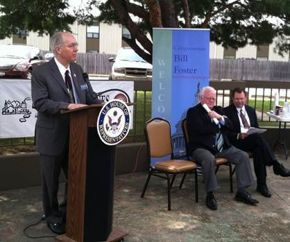 On Tuesday, Congressman Bill Foster met with community leaders to discuss the Expanding Opportunities for Recovery Act. The legislation, which ...
