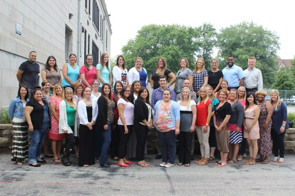 More than 50 teachers have joined Joliet Public Schools District 86 for the 2014-2015 school year.