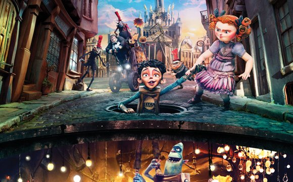 The Boxtrolls (PG for action, peril and mild crude humor) Animated fantasy revolving around an orphan (Isaac Hempstead-Wright) raised in ...