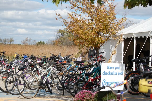 """Online pre-registration for the Forest Preserve District of Will County's """"Cruise the Creek"""" bike ride ends at noon on Thursday, ..."""