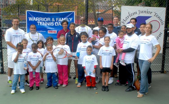The USTA Foundation, formerly USTA Serves, the national charitable organization of the United States Tennis Association, in partnership with health ...