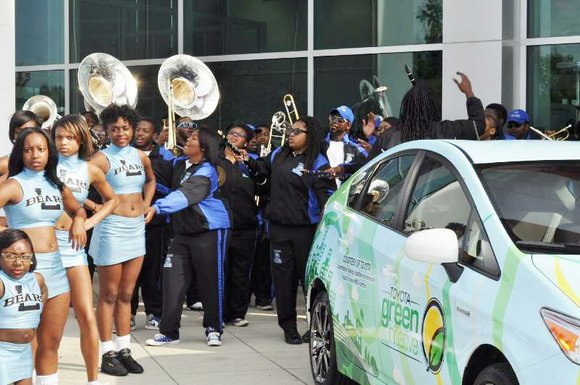 Toyota will deliver brand new hybrid vehicles to select Historically Black Colleges and Universities (HBCUs) to kick-off the fifth-year of ...