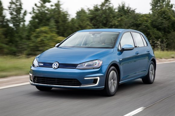 We came here to get a look at Volkswagen's offerings for the 2015 model year. Normally, during these full-line previews ...