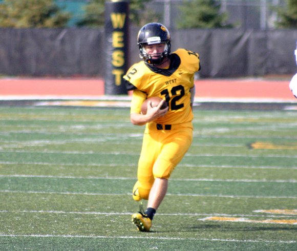 Joliet West slipped into the playoffs with a five win season but the draw they got was among the toughest ...