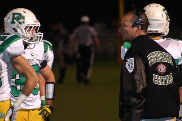 Top seeded Providence Catholic used a stout defense and three late scores to beat Wheaton-Warrenville South Saturday 23-6 advancing to ...