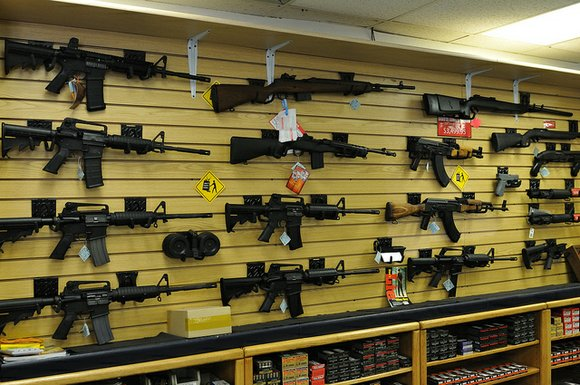 The city of Joliet is looking to roll out gun shop regulations. Members of the Joliet Plan Commission reviewed the ...