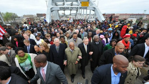 This week, the nation will mark the 50th anniversary of Selma's Bloody Sunday, and the march from Selma to Montgomery ...