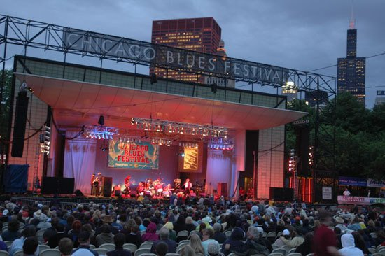 The Department of Cultural Affairs and Special Events (DCASE) announced the headliners for the 32nd Annual Chicago Blues Festival.