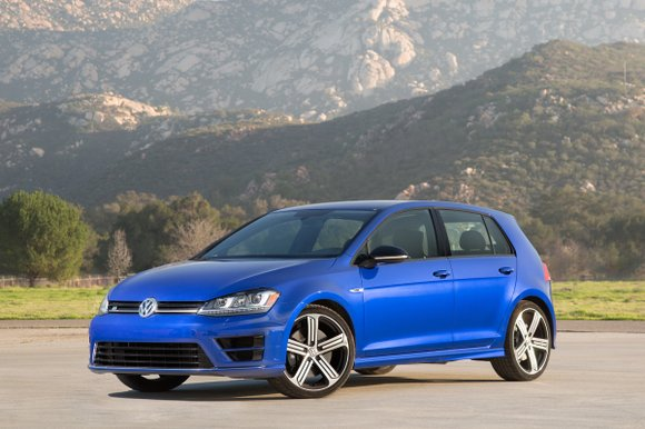 The high powered low volume 2015 Volkswagen Golf R could play a big role in getting the German automaker's U.S. ...