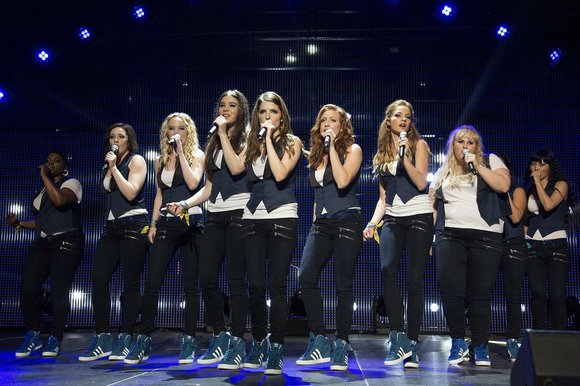 <strong>Pitch Perfect 2</strong> (PG-13 for profanity and sexual innuendo) Female empowerment sequel finds the humiliated acapella group, The Bellas, reuniting ...