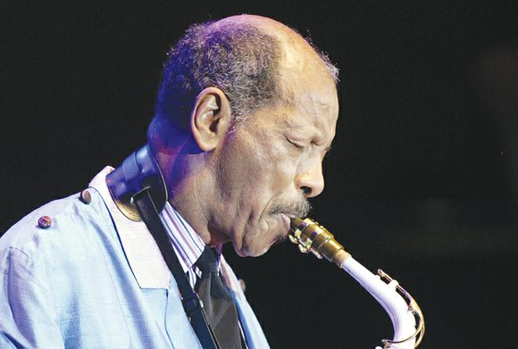 """Ornette Coleman, a self-taught alto saxophone player who polarized the jazz world with his unconventional """"free jazz"""" before coming to ..."""