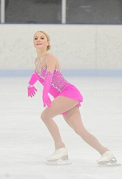 Romeoville High School sophomore Paige Rydberg took home the Junior Ladies division Gold Medal at the Broadmoor Figure Skating Open ...