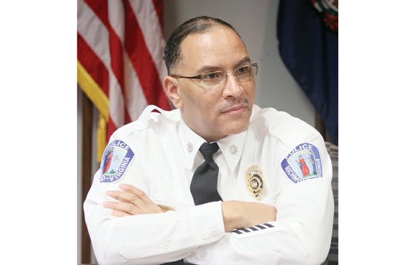 Richmond police officers could be wearing body cameras as early as this fall. Chief Alfred Durham said Tuesday the nearly ...