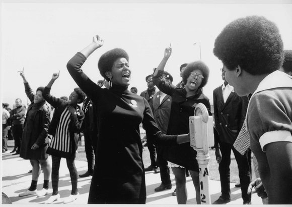 """The late Stokely Carmichael is famous for coining the phrase """"Black power!"""" What he might not be as well remembered ..."""