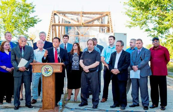 Illinois State Rep. Bob Rita (Dist.-28th), led a local celebration last week to mark the start of construction on the ...