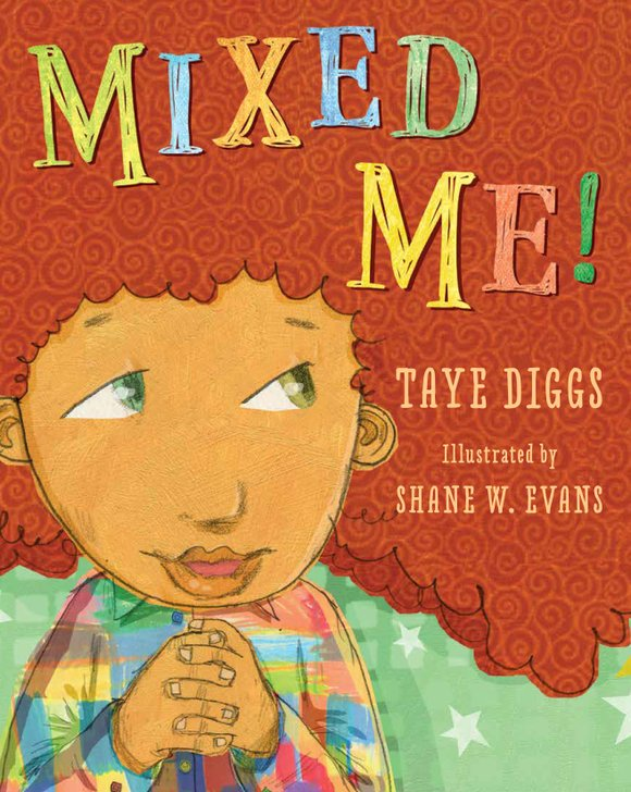 "A few years ago, actor Taye Diggs and artist Shane Evans collaborated on ""Chocolate Me,"" a children's book about a ..."