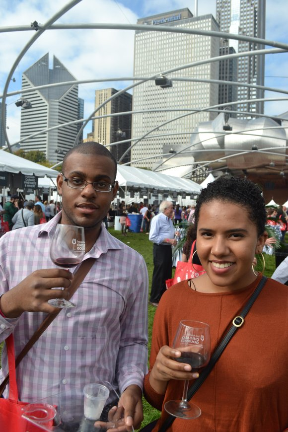 The unofficial kickoff of the Fall Foodie season is annual Chicago Gourmet presented by bon appetit at Chicago's Millennium Park, ...