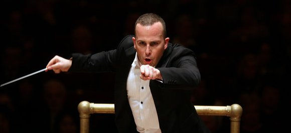The Philadelphia Orchestra Music Director Yannick Nezet-Seguin is one busy young conductor. Besides leading performances of Verdi's Otello at the ...