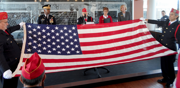 Veterans and community members are welcome to attend a Veterans Day ceremony at 12:30 p.m. Nov. 10 on the Bridge ...