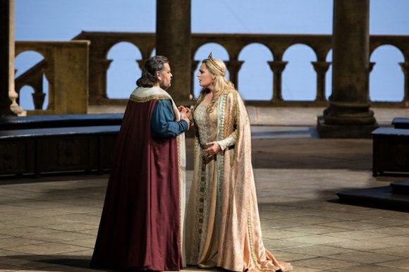 The Metropolitan Opera brought all of its vast resources into full focus to realize a superlative production of Richard Wagner's ...
