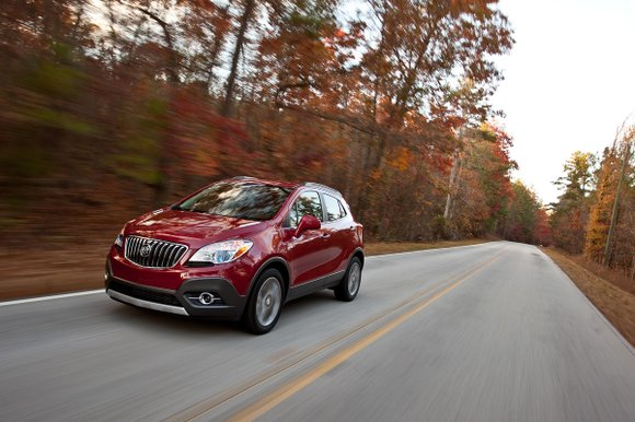 Buick has a sleeper in the 2015 Encore. The little crossover vehicle garnered plenty of looks and much delight as ...