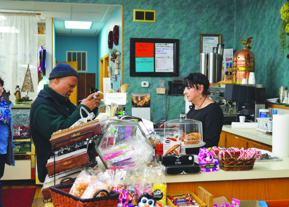Hot on the heels of Black Friday, local retailers welcomed customers to Small Business Saturday this weekend.