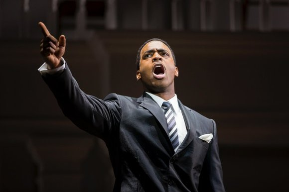 WASHINGTON, DC: Washington National Opera at The Kennedy Center ended its run of the world premiere of the Philip Glass-Christopher ...