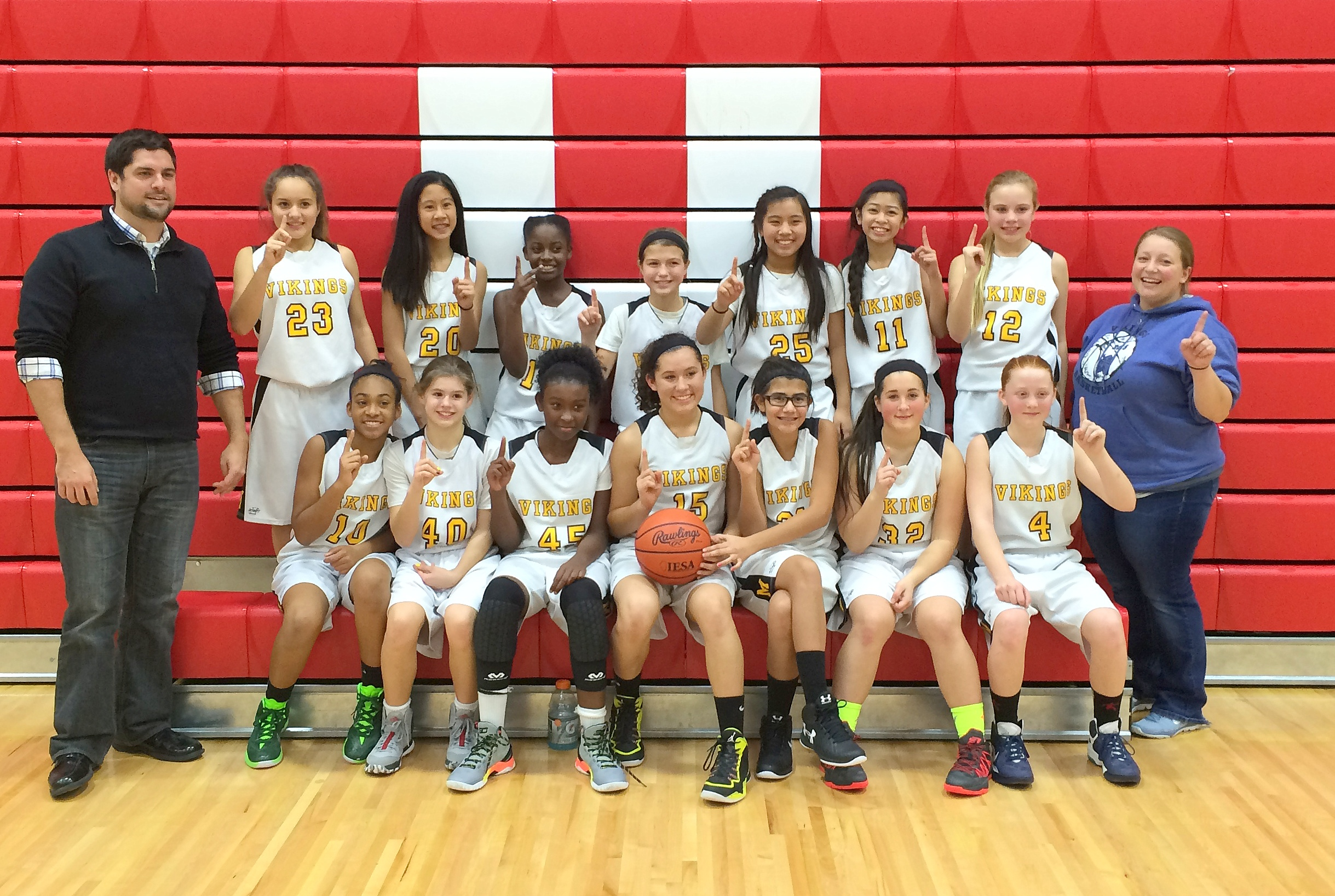 Martinez Jv Girls Win Move On To State Basketball