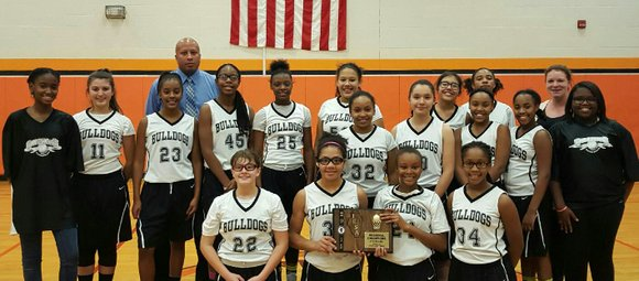 Brooks Middle School's girls basketball program will have an opportunity to avenge last year's heartbreaking one point sectional loss to ...