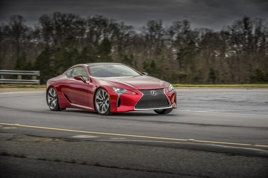 The Lexus RC was the first tangible proof as in sheet metal that Lexus intended to put some design snap ...