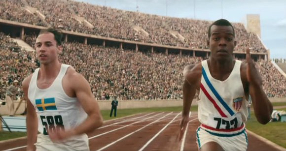 Jesse Owens (Stephan James) is famous for winning four gold medals at the 1936 Olympics staged in Berlin. The in ...