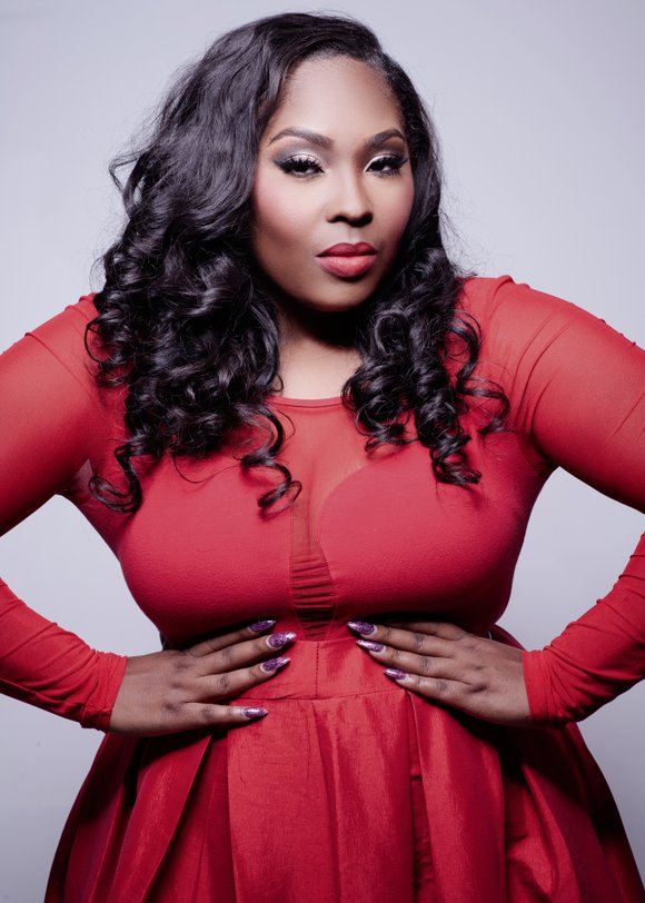 <em>There is nothing like putting on garb that is exquisitely wrapped around your curvaceous anatomy-- Yolanda Ann, designer, entrepreneur and ...