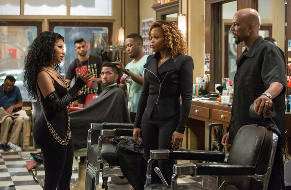BIG BUDGET FILMS Barbershop: The Next Cut (PG-13 for profanity and sexuality) Third installment of the urban comedy franchise finds ...